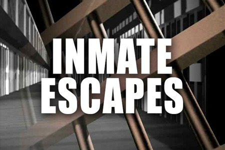 Inmate Escapes graphic