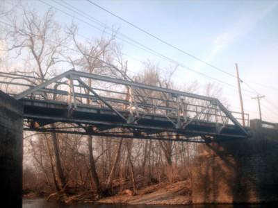 Weisenberger Mill Bridge over Elkhorn Creek in Scott and Woodford counties