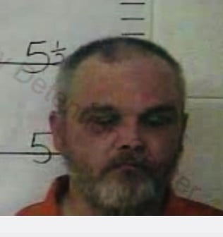 Kenneth Miller of Barbourville is accused of threatening to shoot up Lay Elementary School in Knox County.  He was arrested 1-31-18