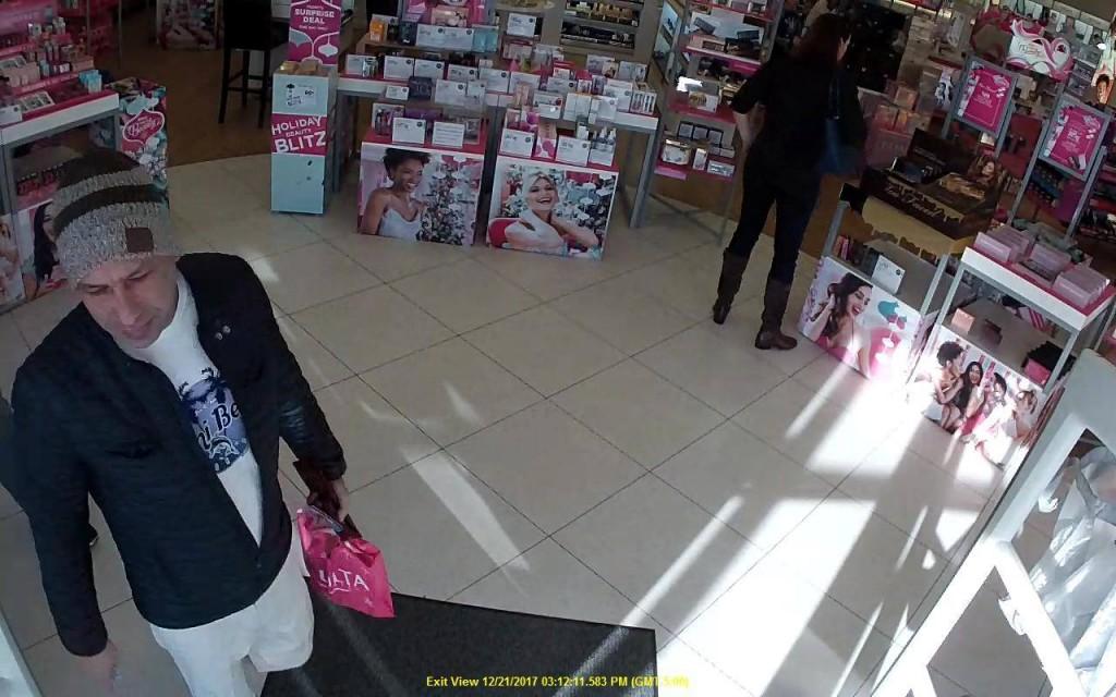 Frankfort stolen credit card suspect 12-21-17