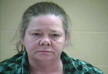 Deborah Caldwell of Greensburg in Green County accused of having indoor marijuana growing operation 12-13-16