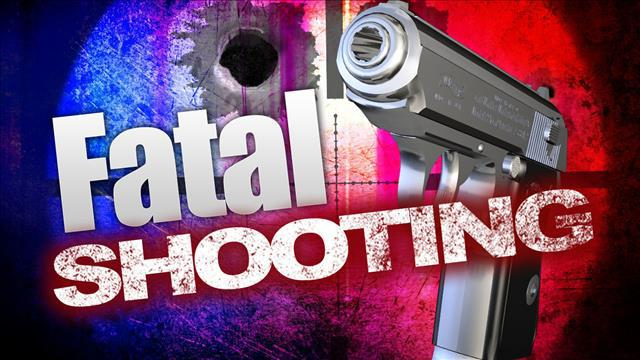 Fatal Shooting graphic