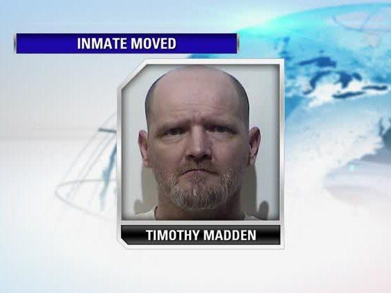 Timothy Madden