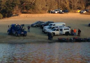 Body of missing Cincinnati man Ronald Marshall found in pickup in Lake Cumberland 11-16-16