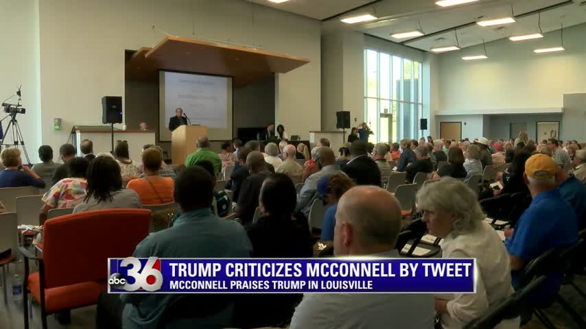 Public meeting in Lexington where Spectrum customers voiced complaints about the cable TV provider 8-24-17