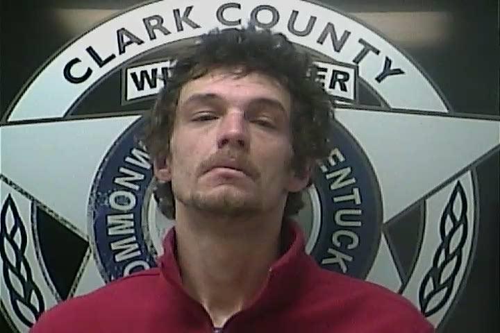 Thomas Ballard accused of stealing Naomi Wingard's car