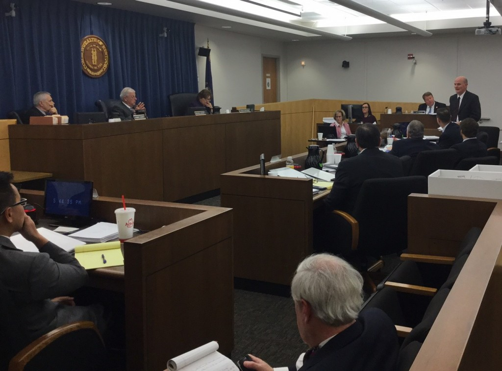 Kentucky Power rate increase request hearing before the Kentucky Public Service Commission 12-6-17