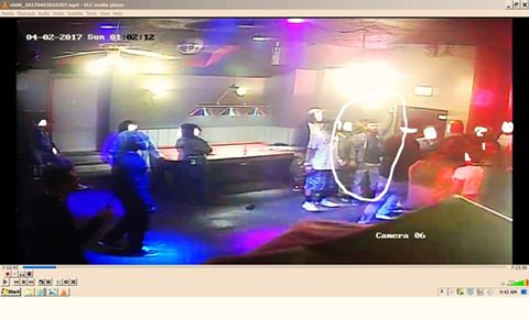 Man accused of firing gun in Copper Still Bar on Water Street in Richmond 4-2-17