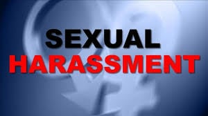 Sexual Harassment graphic
