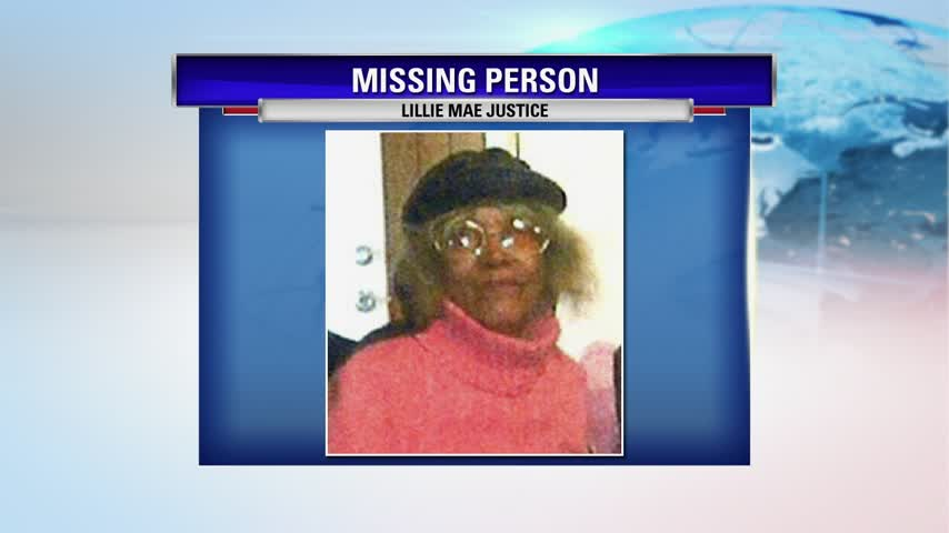 Missing Person graphic - generic