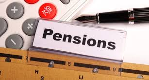 Pensions graphic