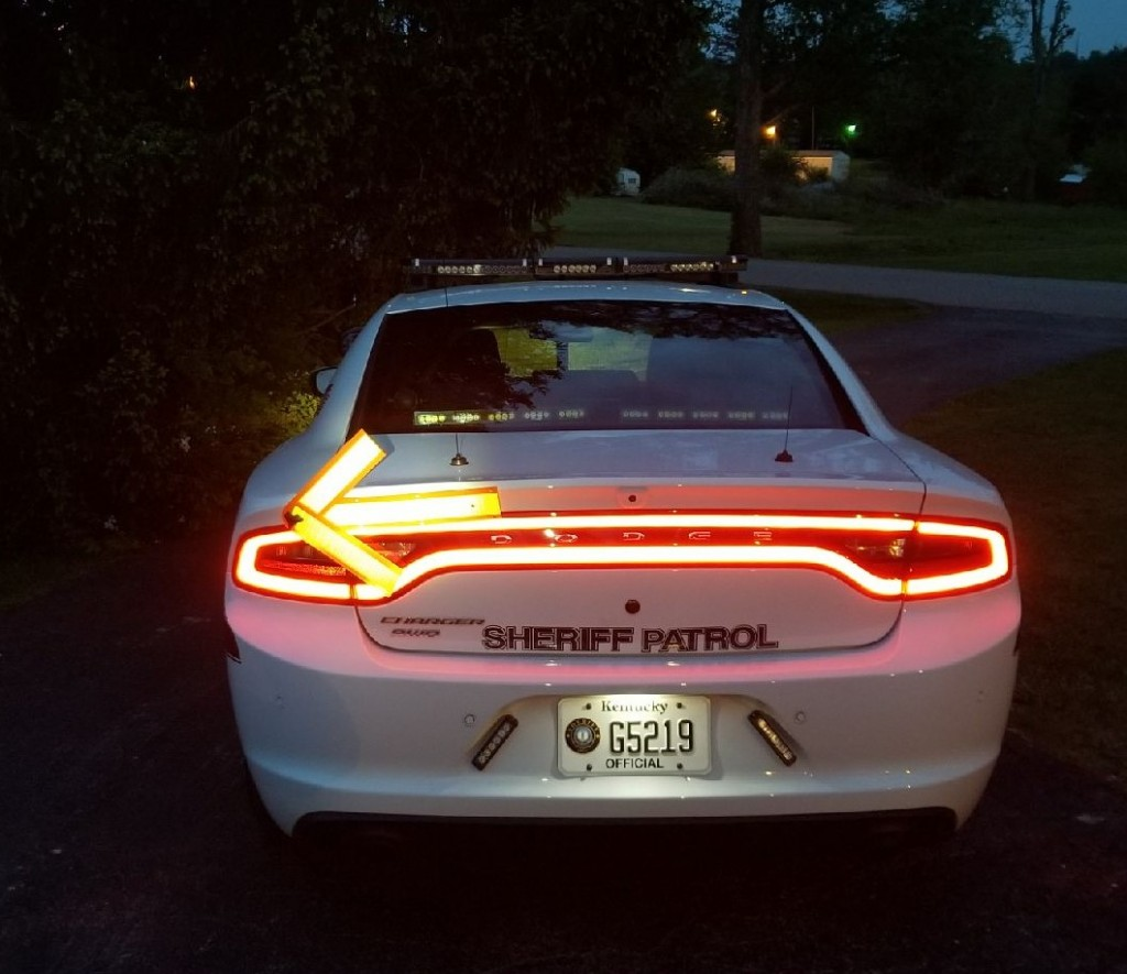 Safety Arrows used by all Laurel County Sheriff's Deputies as of 5-10-17