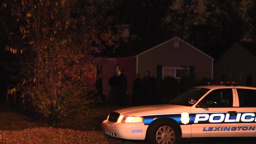 27 yr. old man stabbed by another man in domestic dispute at a home on Marcellus Drive in Lex 11-9-15