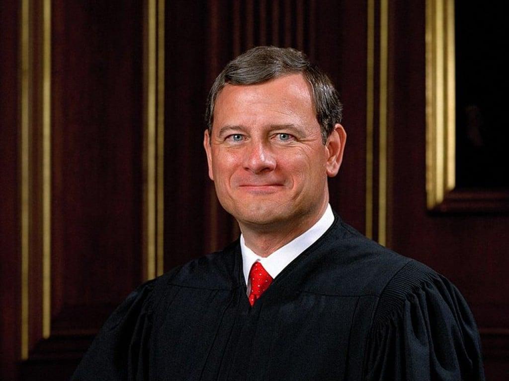 U.S. Supreme Court Justice John Roberts