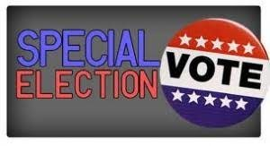 Special Election graphic