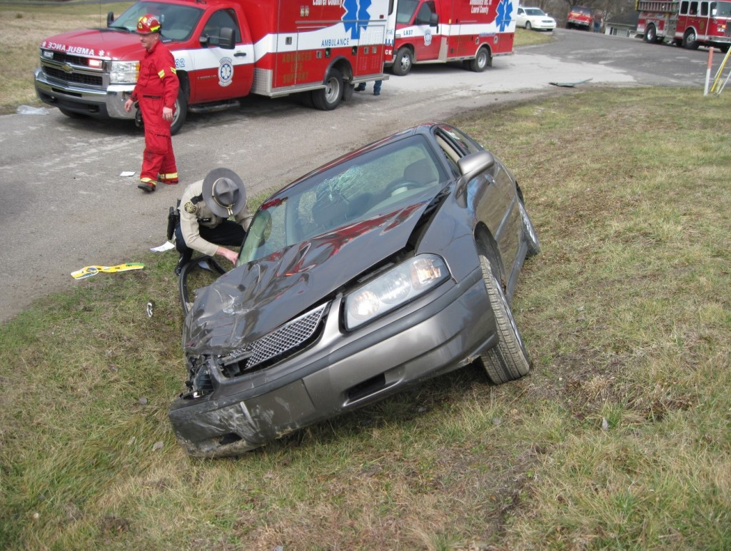 Laurel County Crash