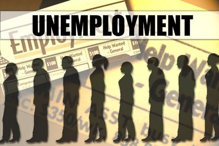 latest figure from the Labor Department marks the 11th straight weekly decline in applications