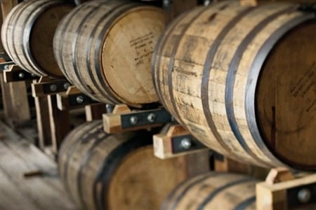 A barrel manufacturer has started construction on a $66.5 million cooperage in eastern Kentucky that's expected to create 220 jobs in coming years.