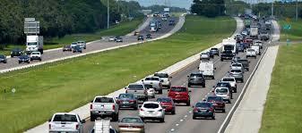 Hurricane Irma interstate traffic
