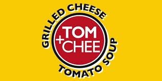 Tom+Chee logo