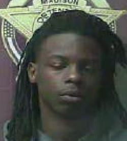 Richmond Police accuse Zaelin Crutcher  of hitting a police officer in the face.