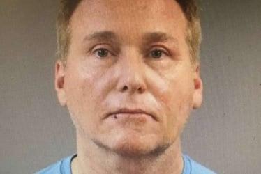 Mugshot from the Warren County Detention Center