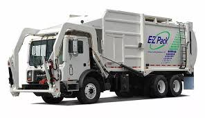 E-Z Pack Refuse Hauling Solutions commercial truck body