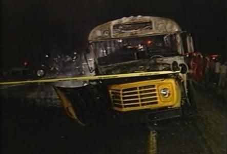 CARROLLTON BUS DRUNK DRIVING CRASH 1988