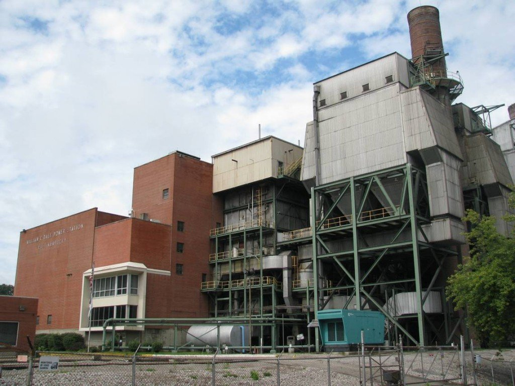 Dale Power Station