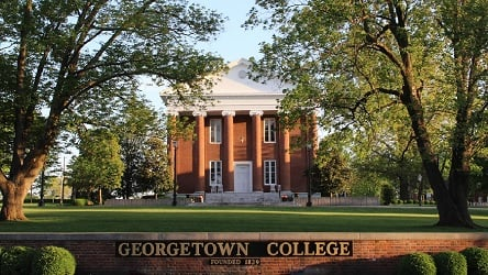 Georgetown College's accreditation is reaffirmed