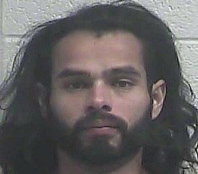 Wilmore Police say they pulled over Gomez and found 2.6 pounds of cocaine in his car.