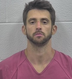 Escapee from Franklin County who was arrested in Covington.