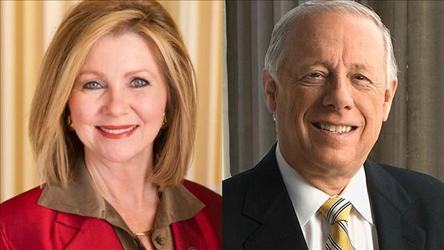 Phil Bredesen and Marsha Blackburn