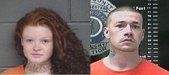 Winchester Police looking for  both; believe he assaulted her.