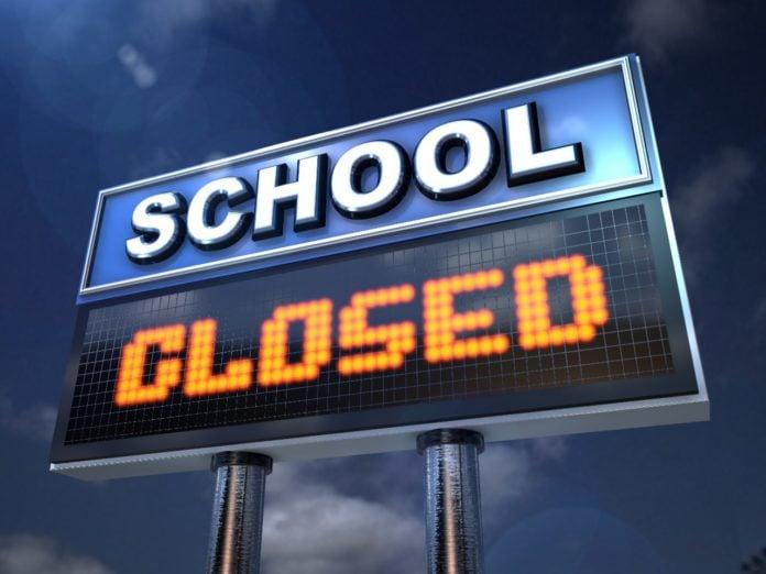 Jefferson County Public Schools closed Wednesday