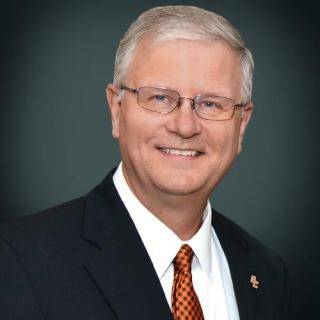 President of Georgetown College is leaving at the end of the academic year.