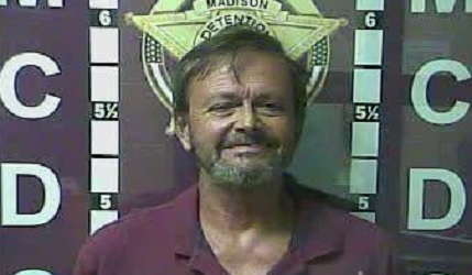 Former Estill County judge executive who is accused of stealing fund from the county.