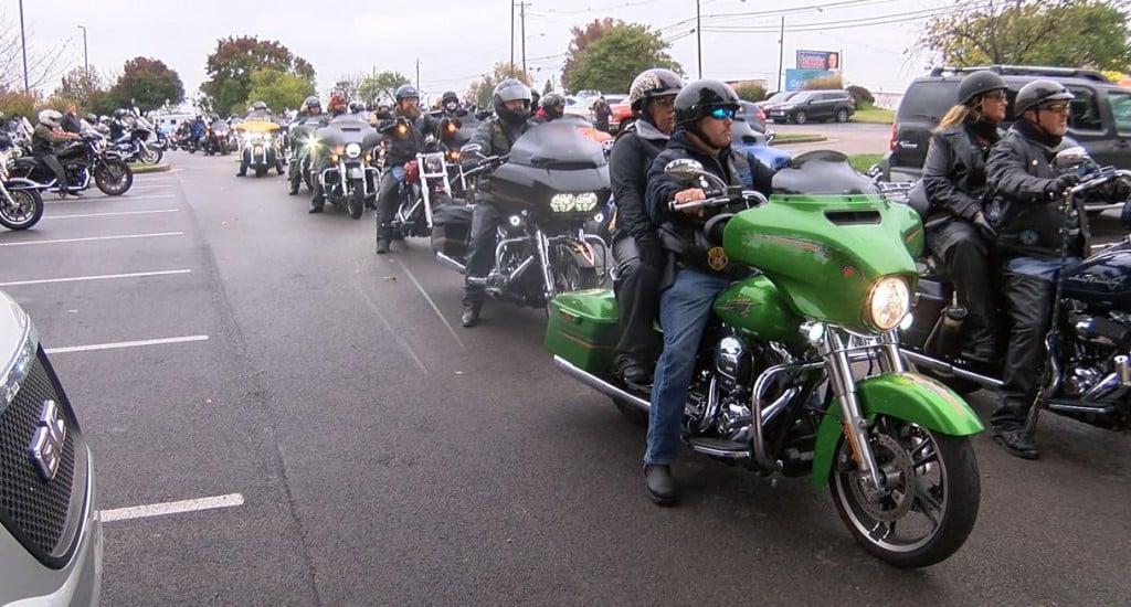 Ride for Deputy Morales