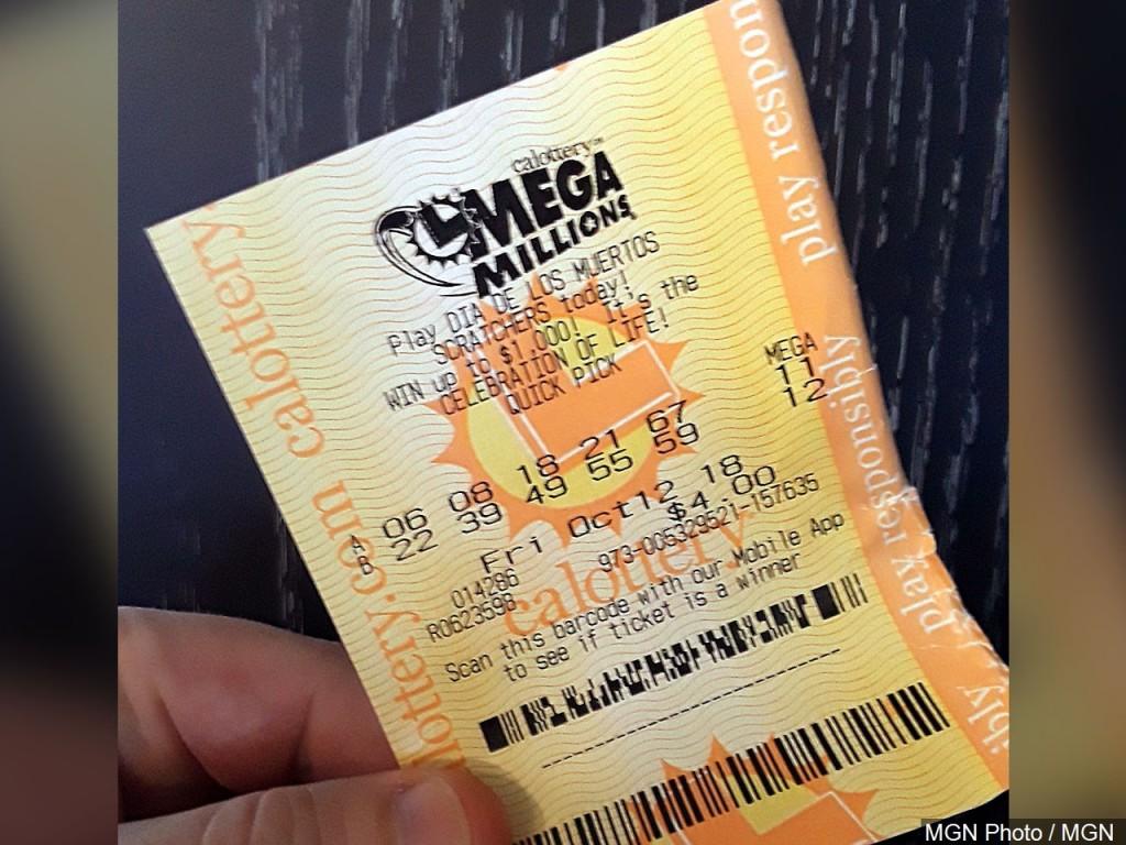 Mega Millions Ticket MGN Online