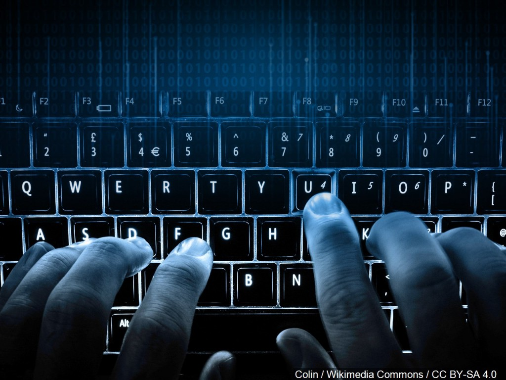 Cyber Crimes Image via MGN Online