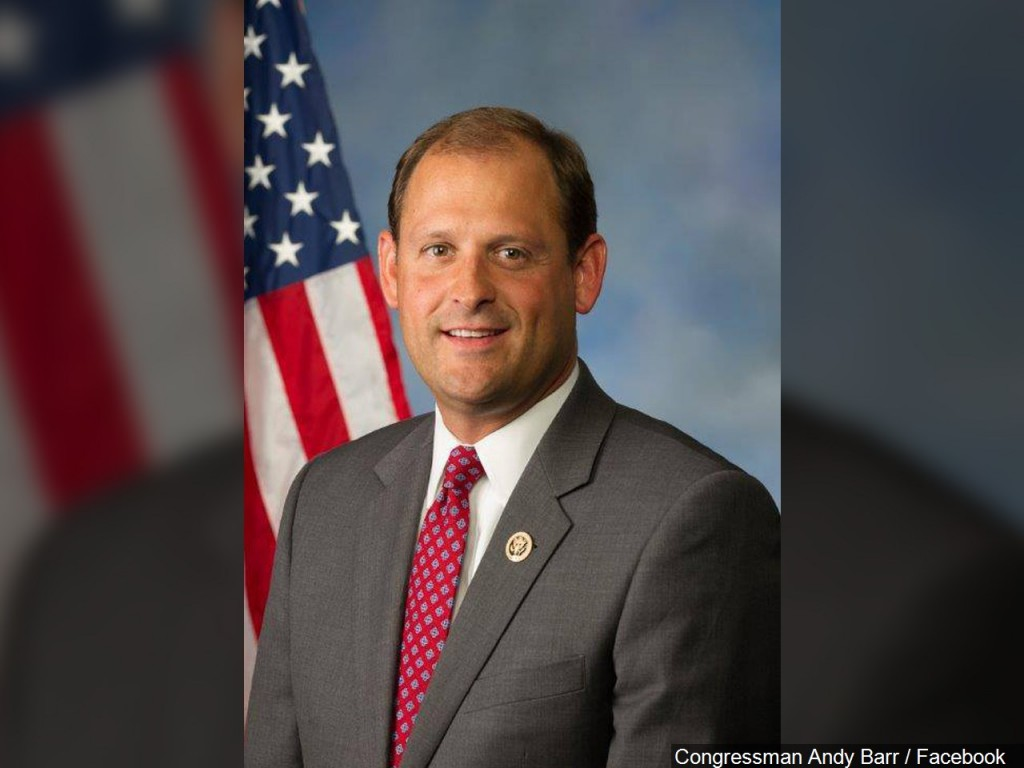 Congressman Andy Barr MGN Online