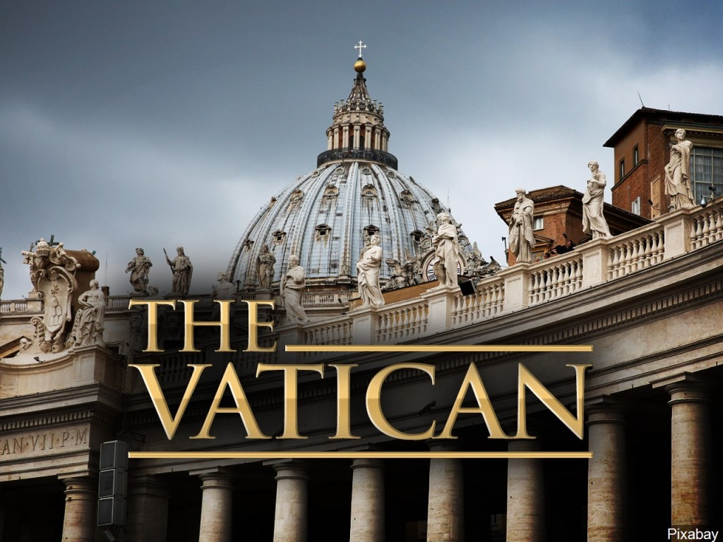 The Vatican via MGN Online