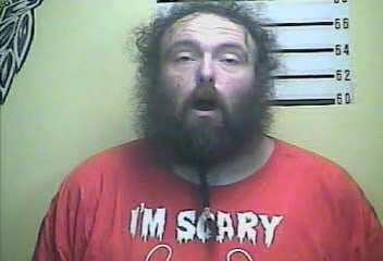 William Hoskins is accused of riding bicycle under the influence and crashing into a pawn shop window in Middlesboro 10-5-18