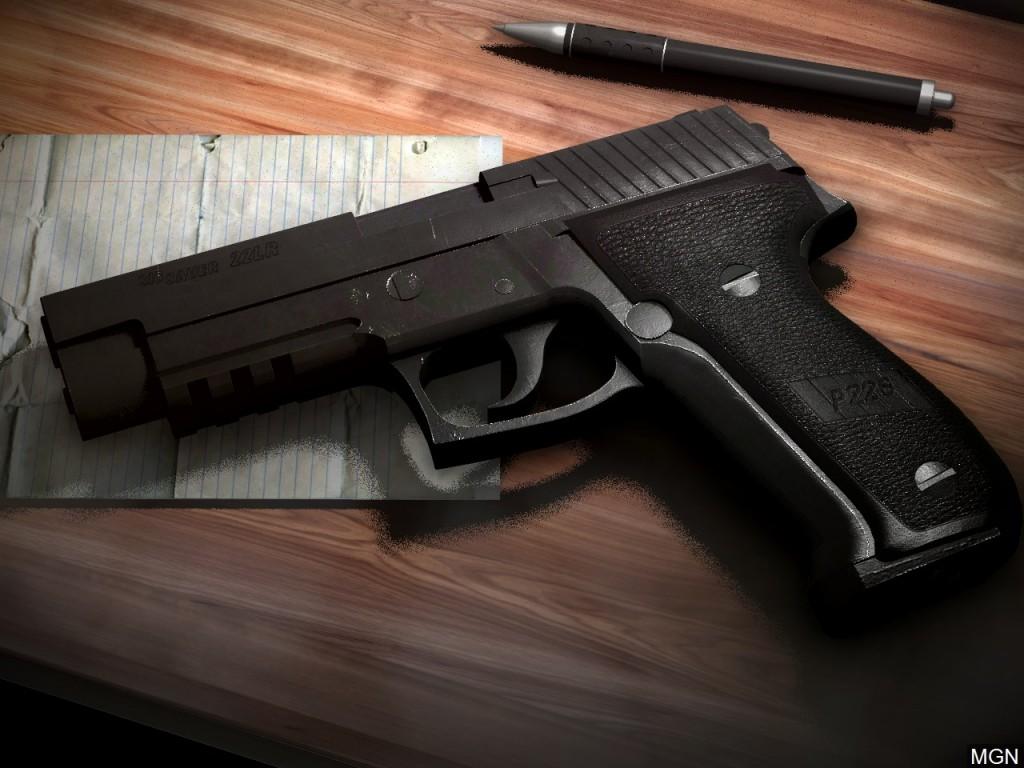 Gun Violence Image via MGN Online