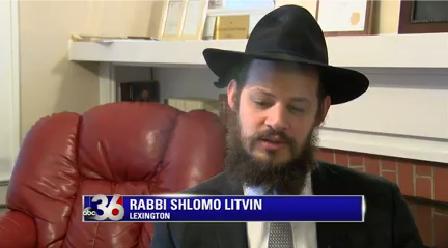 Rabbi Shlomo Litvin