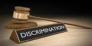 Discrimination lawsuit graphic