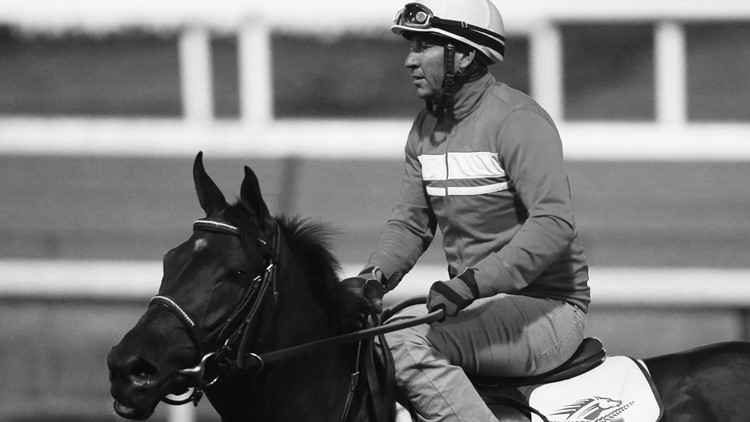 Odanis Acuna on Daddy's Lil Darling Courtesy of Churchill Downs