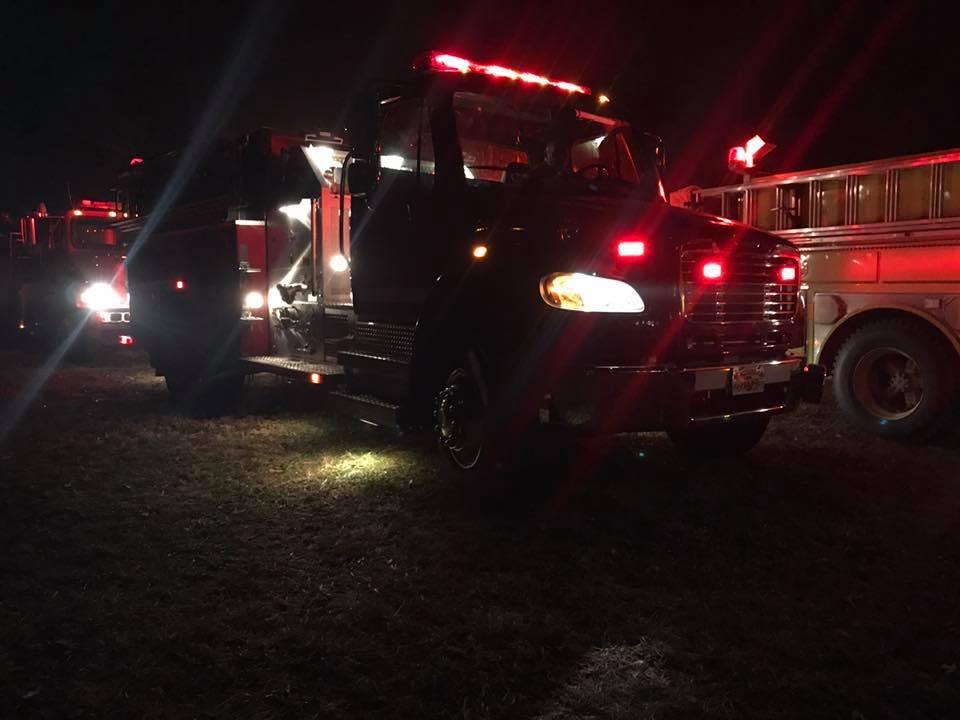 brodhead fire trailer 11/22