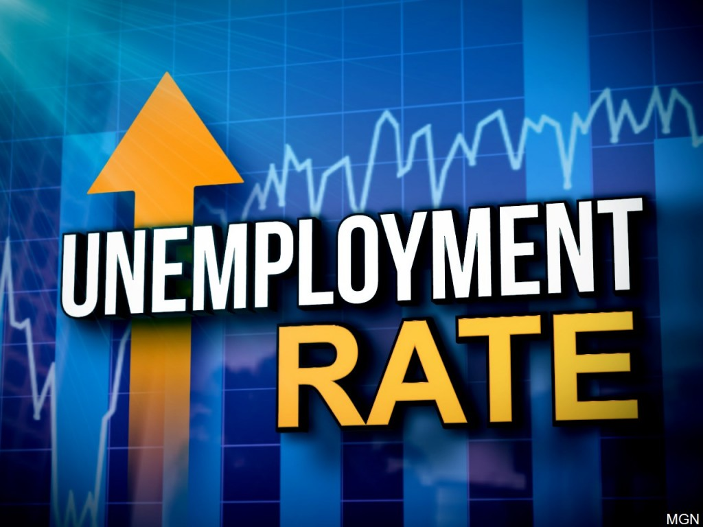 Unemployment Rate Image via MGN Online