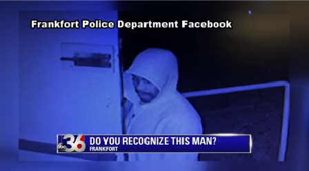 Do you recognize this man?